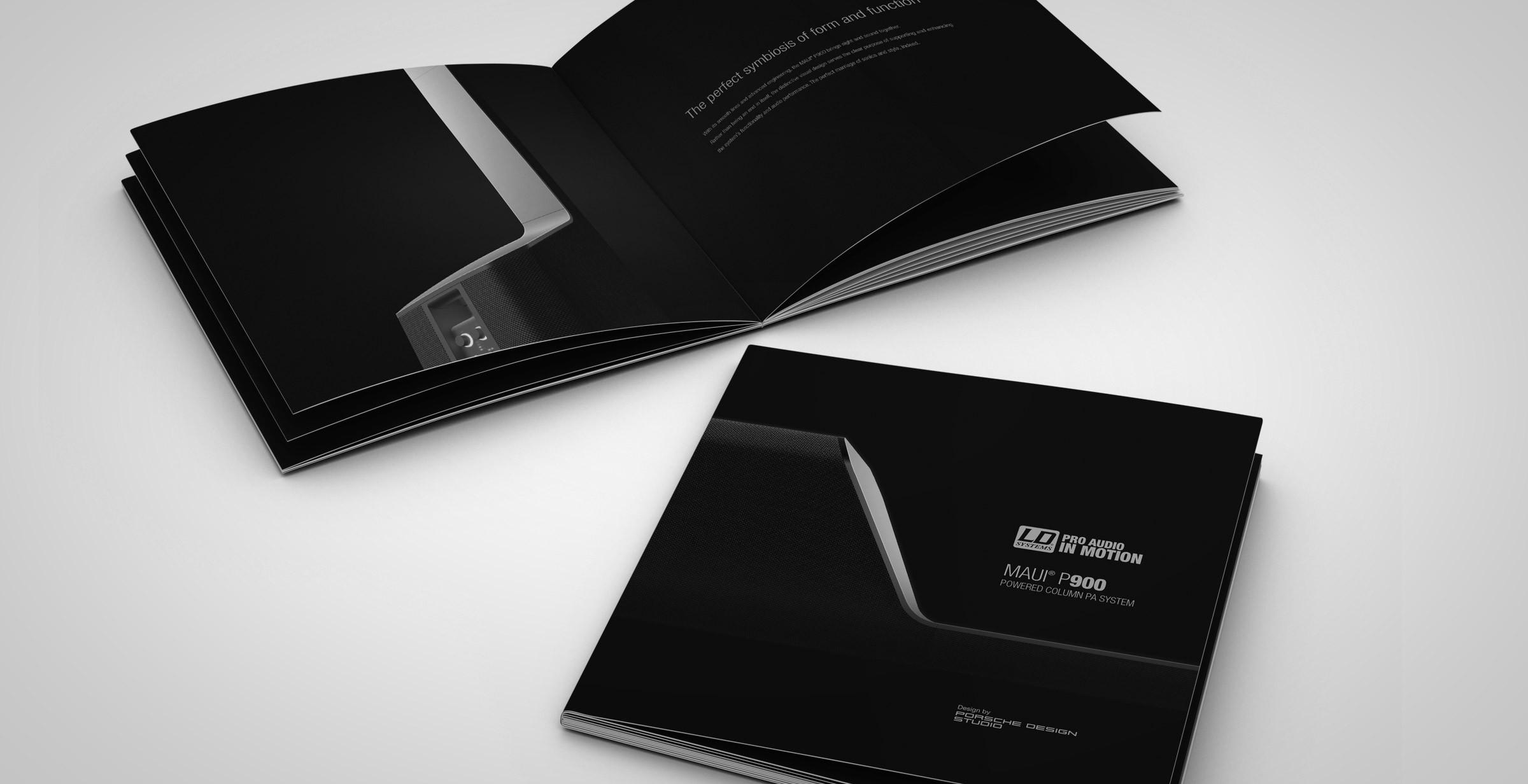 LD Systems® MAUI® P900 Concept Brochure