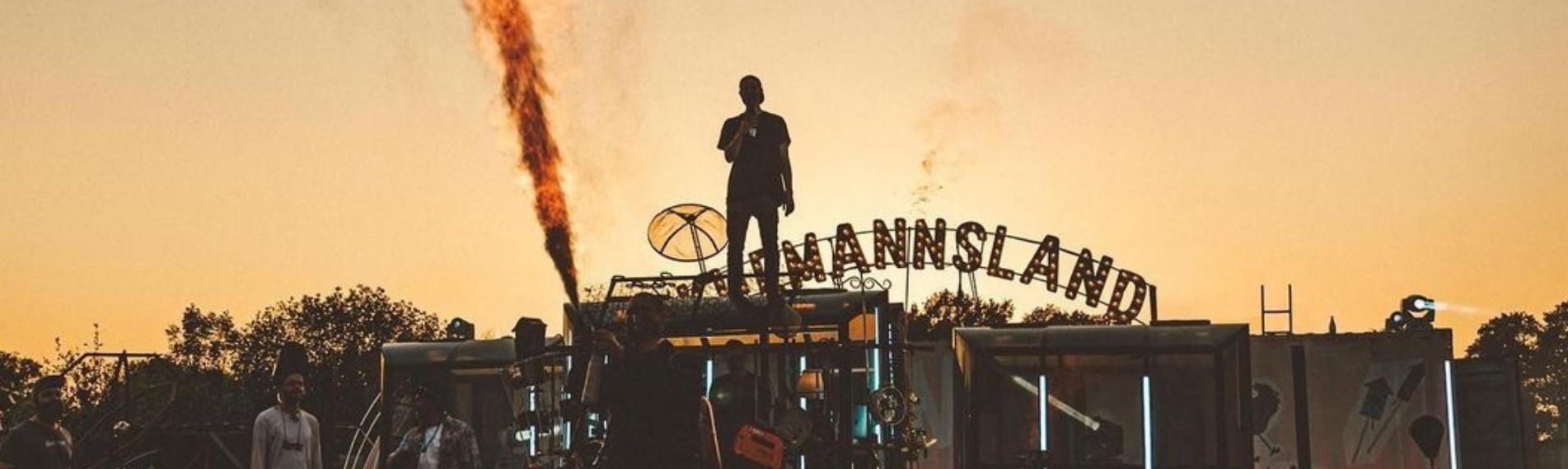 Burning Man Feeling in Kliemannsland – Adam Hall supports Livestream with Ben Böhmer
