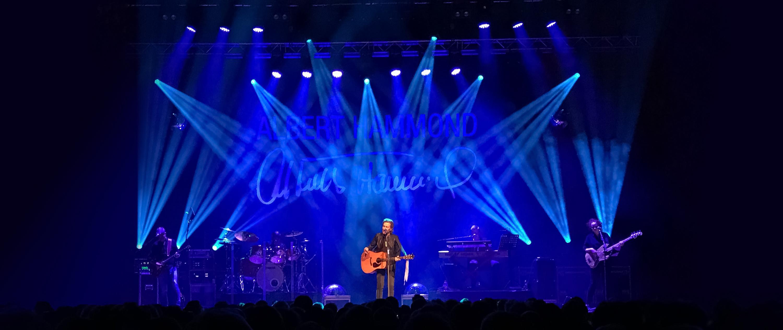 Albert Hammond mit Cameo auf SongBook-Tour