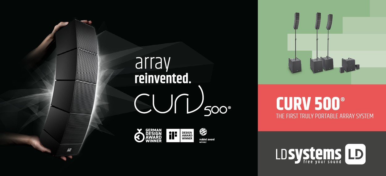 CURV 500 Series