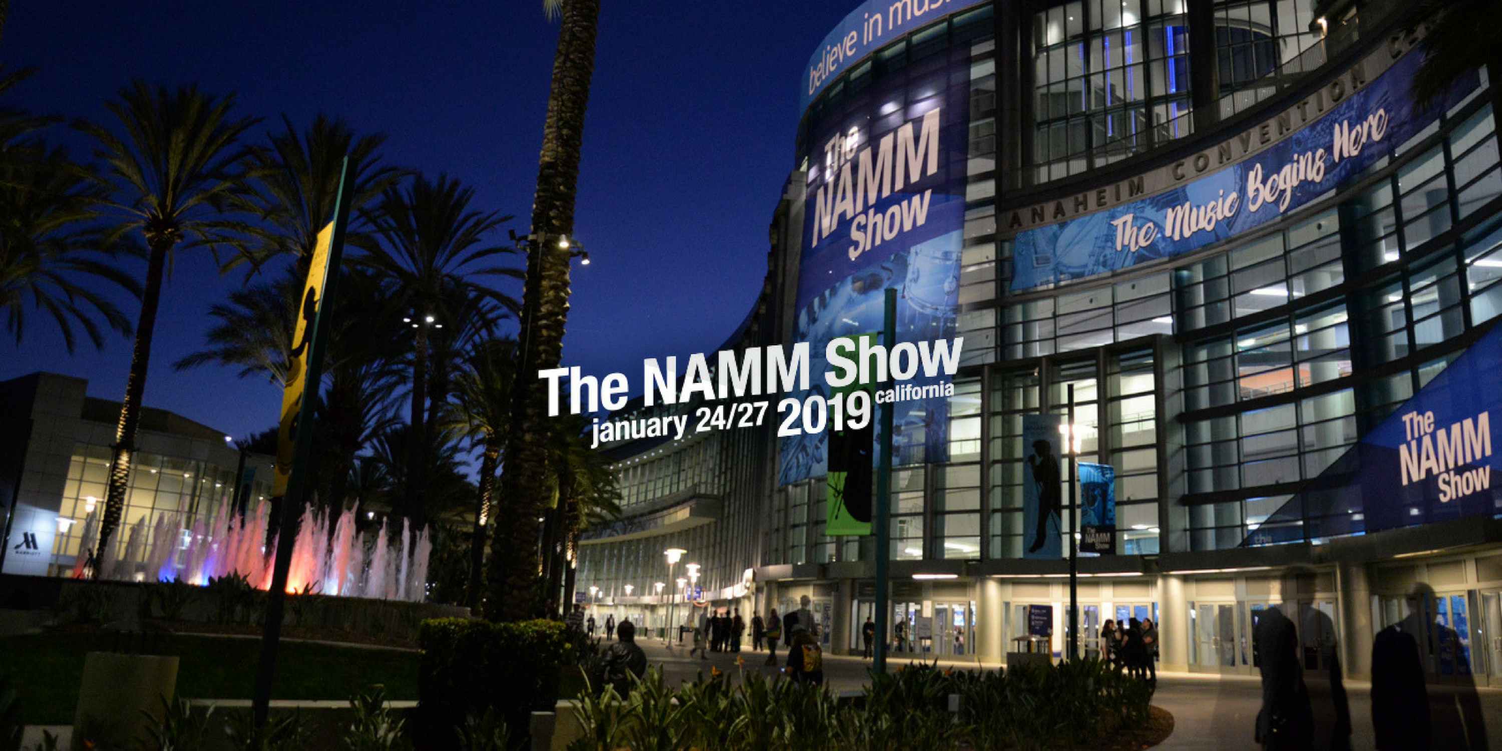 Adam Hall Group Showcases with New US Subsidiary at NAMM