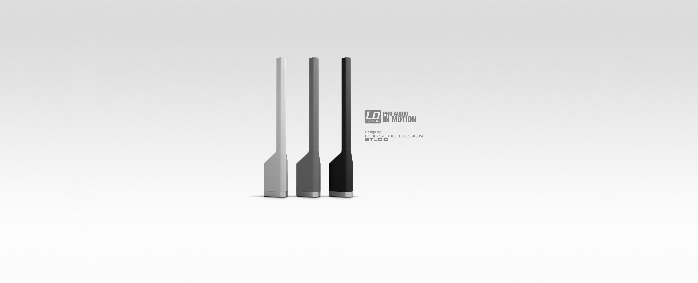 Nouveau développement de produit avec Porsche Design Studio