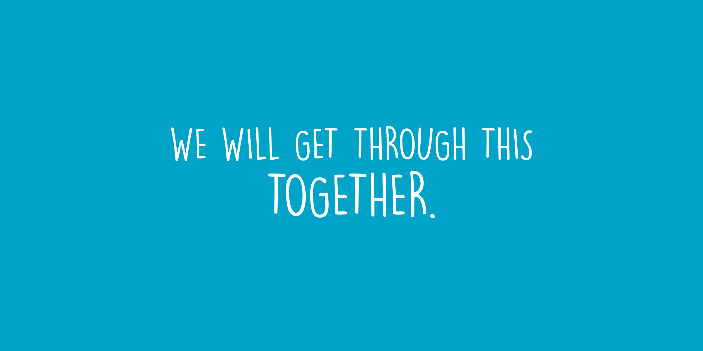 Adam Hall Group | We will get through this together