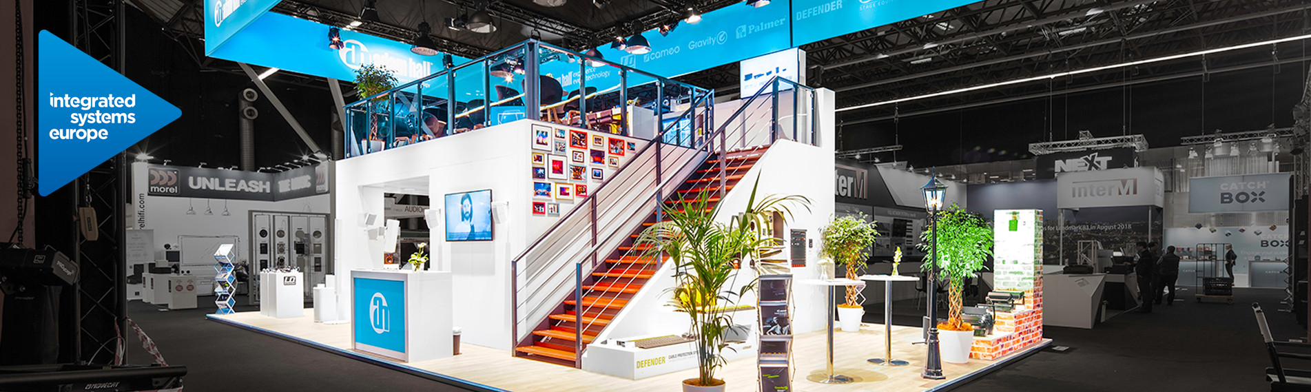 New Audio and Lighting Products at ISE 2020